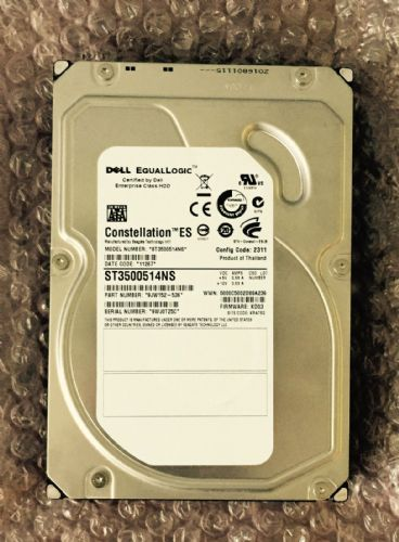 Equallogic Drive 500GB ST3500514NS 9JW152-536 KD03
